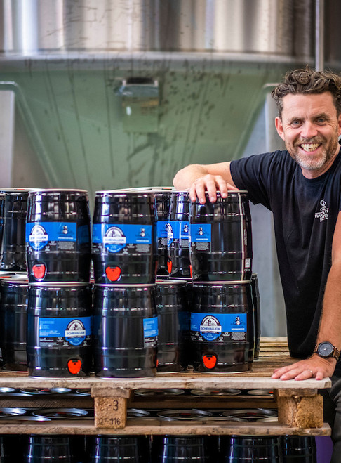 Scottish craft brewery responds to 'devastating blow' of hospitality restrictions