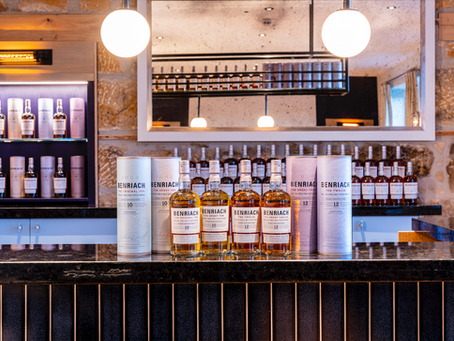 Benriach Distillery to open new visitor centre