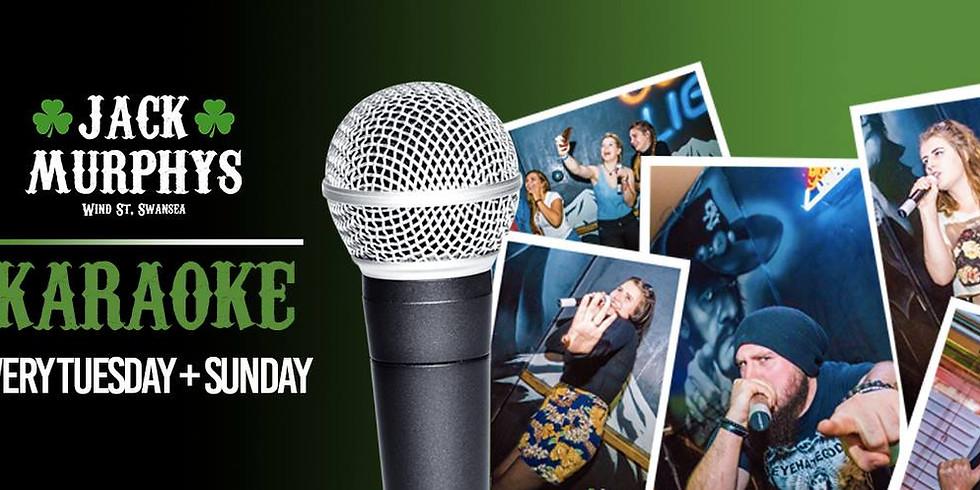 Karaoke at Jack Murphys
