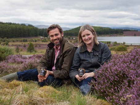 Scottish Bee Company spreads its wings with new product range
