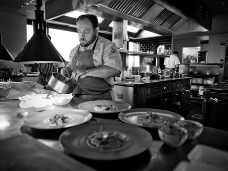 A Day in the Life of a Michelin Star Restaurant: Restaurant James Sommerin, Penarth