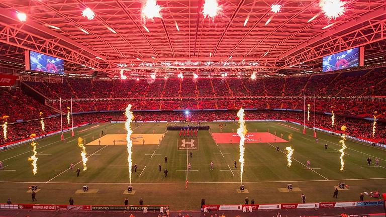 Six Nations - Wales v Ireland