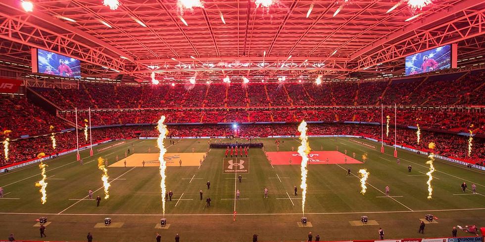Six Nations - Wales v England