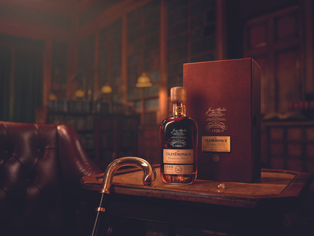 The GlenDronach set to release second expression fit for a Kingsman