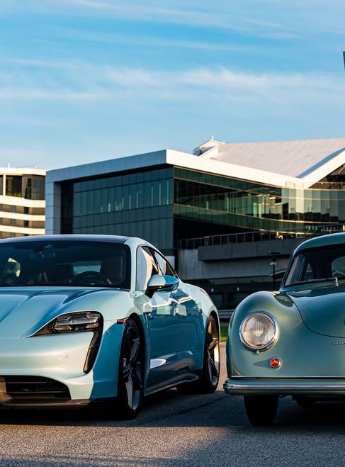 Porsche celebrates 70 years in America