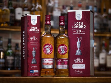 Loch Lomond Whiskies mark The 149th Open with two limited editions
