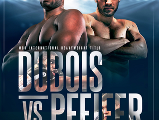 DUBOIS HAPPY TO WAIT TO KO JOE