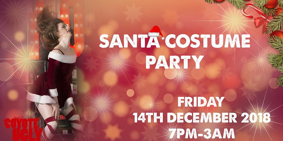 Santa Costume Party