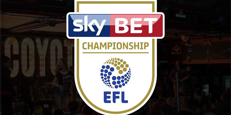 SkyBET Championship EFL Semi Finals