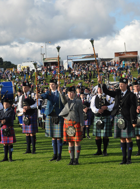 Countdown is on for world's first virtual Highland Gathering