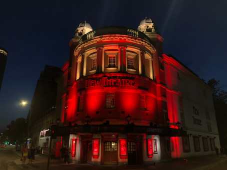 RED ALERT as Theatre and event sector in Wales on verge of collapse