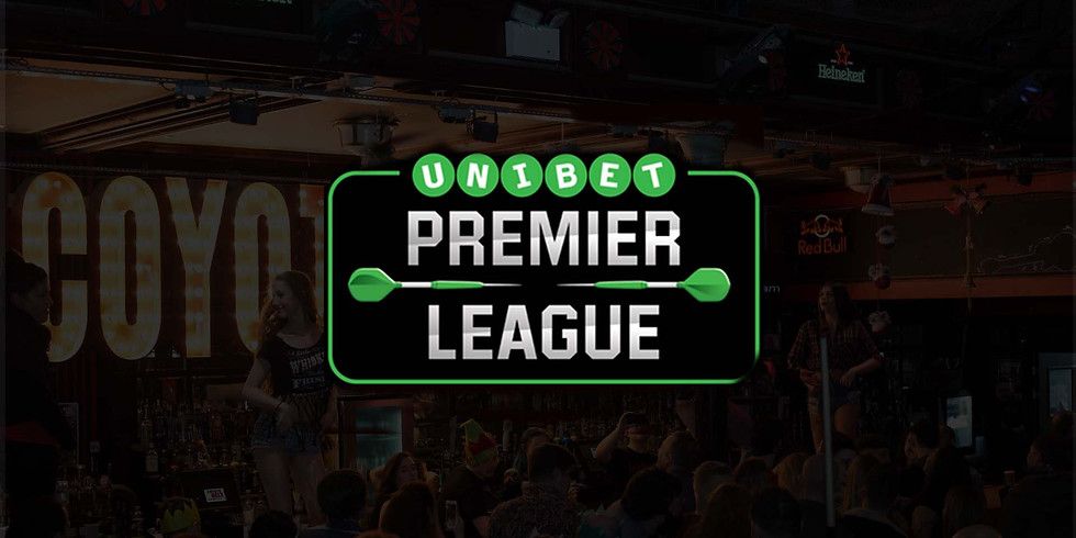 Unibet Premier League Darts: Play-Offs Night