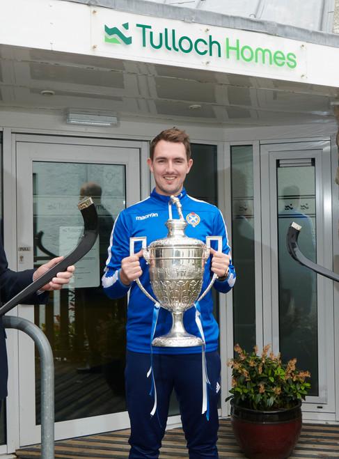 Tulloch donates sponsorship for the 'phantom' Camanachd Cup Final