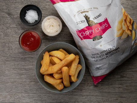 SCOTTY BRAND TAKES £1M BITE OF CHIP MARKET WITH WAITROSE DEAL
