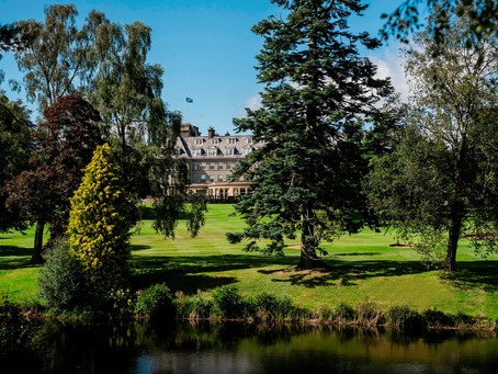 Scotland's iconic Gleneagles Hotel announces reopening and Glorious Food Pop-ups
