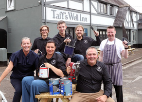 Taff's Well Inn reopens after extensive refurbishment