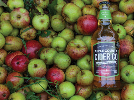 Cider: The Big Apple