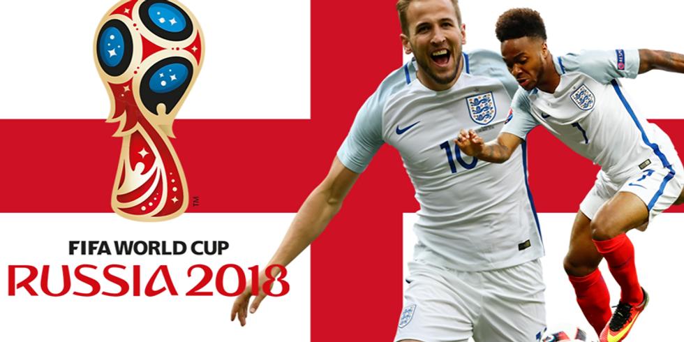 World Cup - England v Belgium