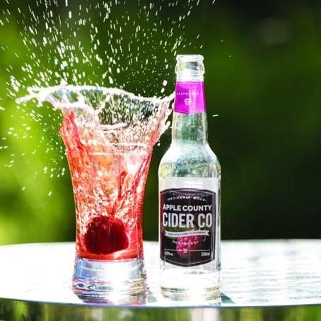 Drinking in the Summer Sun