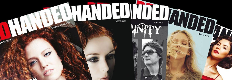 RedHanded Magazine