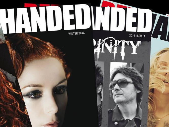 RedHanded Magazine