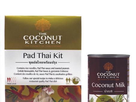 Thai: Coconut?