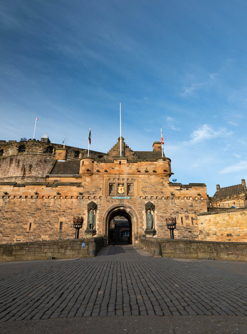 Three of Scotland's most famous heritage sites are getting set to lower their drawbridges