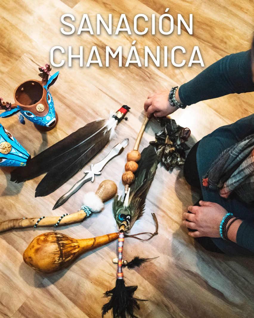 Sanación Chamánica