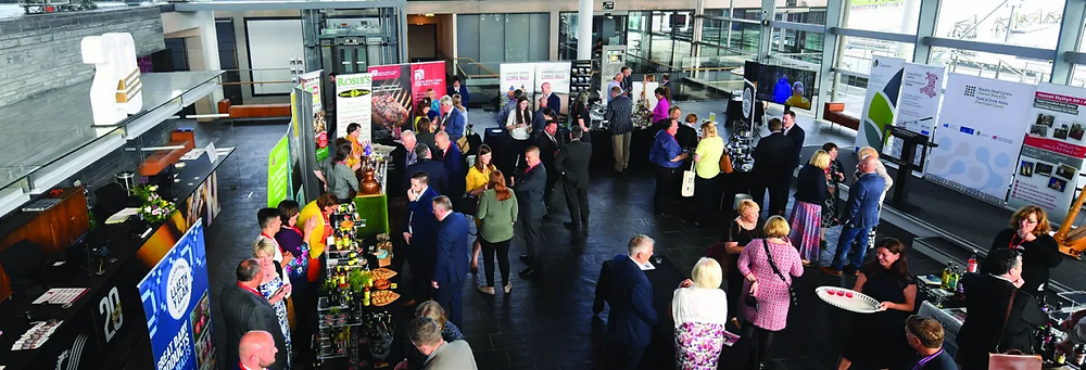 Attendees at Food & Drink Wales event