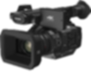 Degu Media's Panasonic Camera