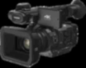 Degu Media's Panasonic Camera