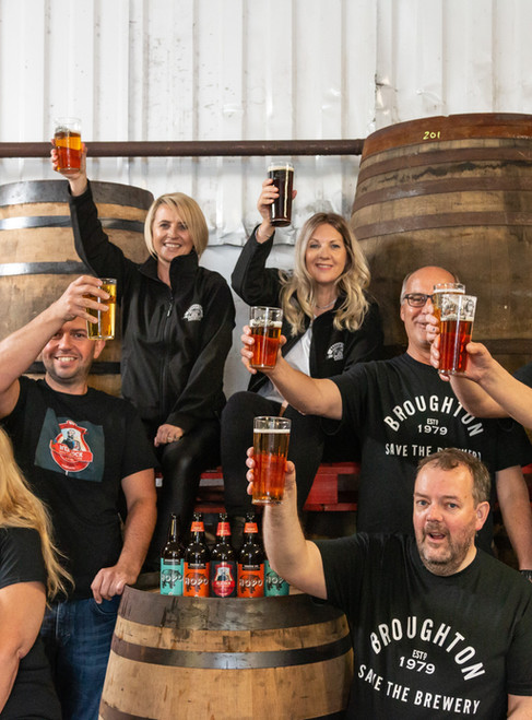Campaign launched to save Scotland's original indie brewery