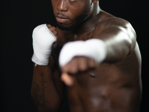 """CRUISER CONTENDER ISAAC CHAMBERLAIN: """"I LONG TO BE GREAT. I'M GONNA SMASH THEM ALL OUTTA THE PARK!"""""""