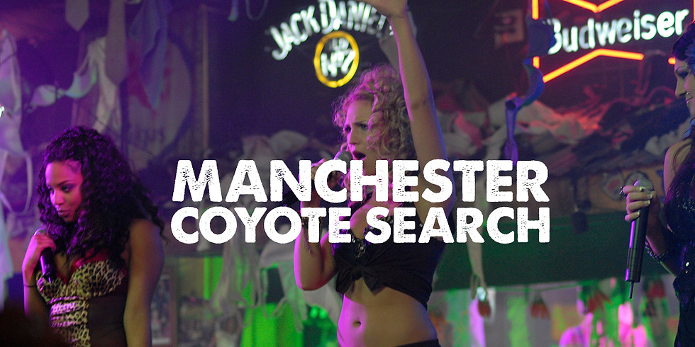 Coyote Search - Manchester