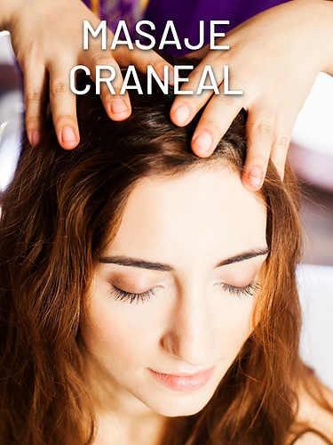 Masaje Craneal Champi