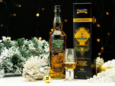 Glen Scotia unveils new festive Sherry Double Cask Finish