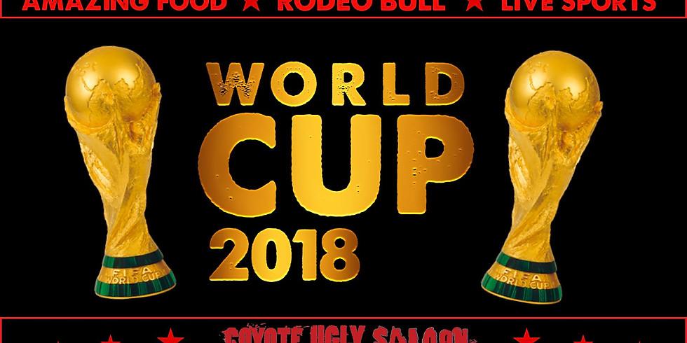 World Cup 2018 - Sweden v England