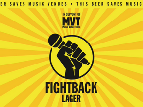 Beer Brand Fights Back to Save Music Venues