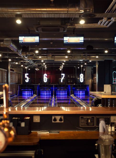 Boutique bowling concept Lane7 to open at St James Quarter