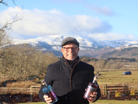 Scottish Gin Producer Raises its Spirits in France with New Export Partner