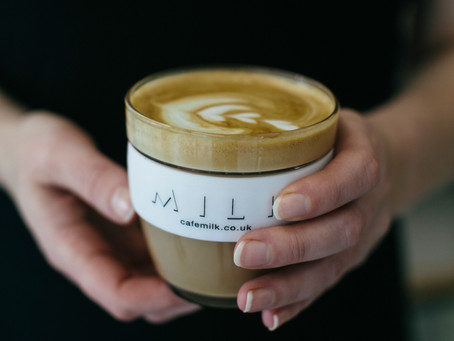 Free Coffee to celebrate Earth Day