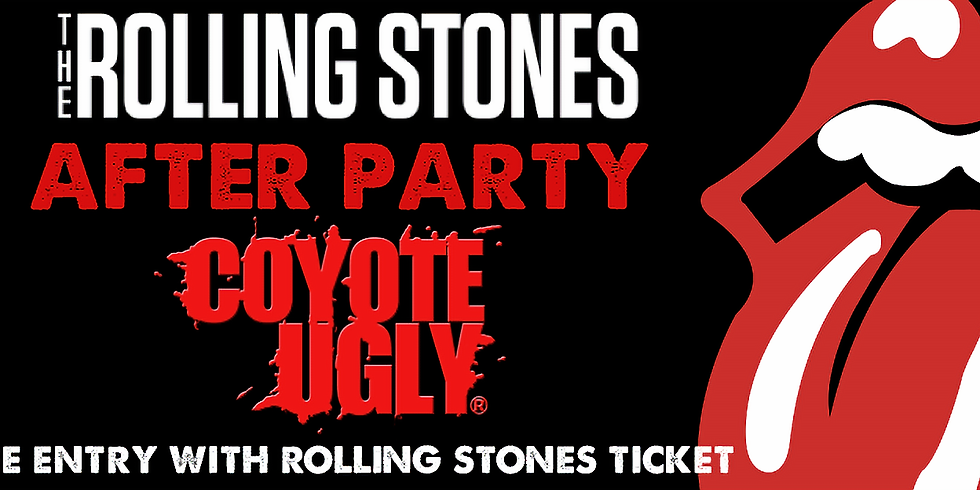 Rolling Stones After Party