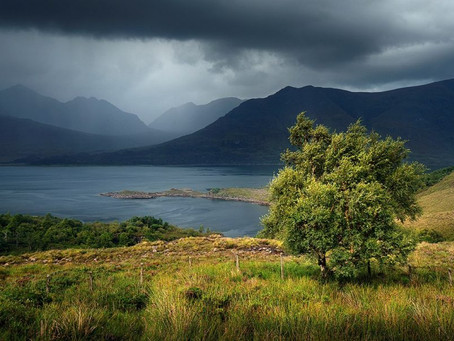 Scottish Landscape Photographer of the Year Awards - Partnership with Bonnie & Wild announced