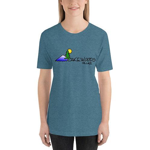 Lakewoods Village Short-Sleeve Unisex T-Shirt