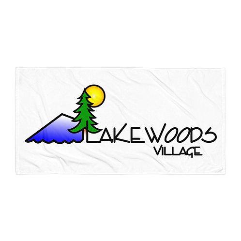 Lakewoods Village Towel