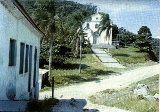 foto Antiga da igreja