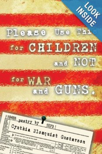Please Use This for Children and Not for War and Guns