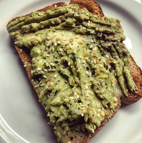 Avocado Toast is my favorite thing in th