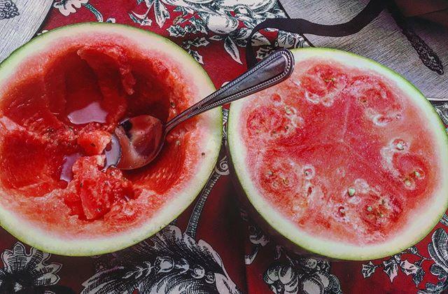 Raw food 😋 Watermelon 🍉💕🔥😍 #raw #ra