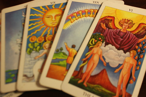 40 Minute Reading Of Choice (General, Love, Career, Health or Twin Flame)